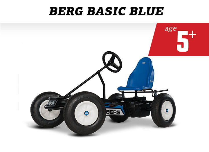 BERG Basic Blue