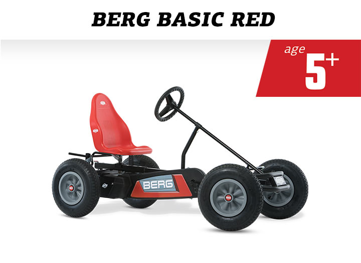 BERG Basic Red