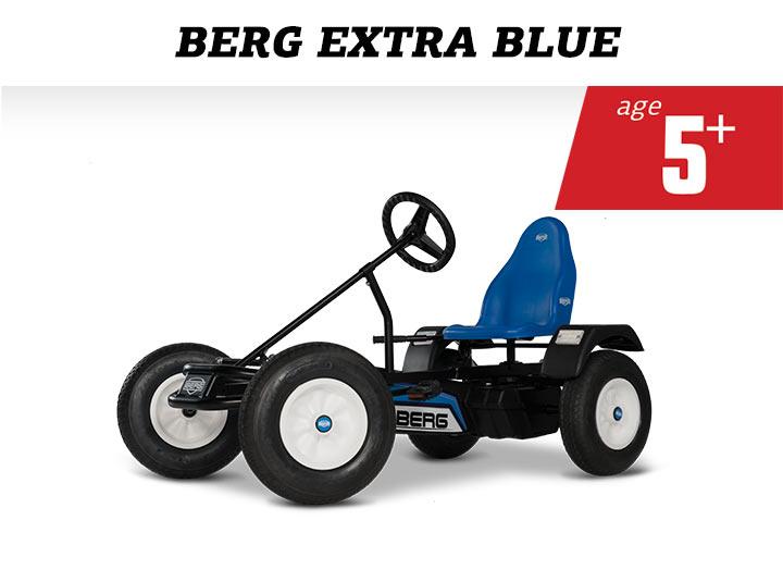 BERG Extra Blue