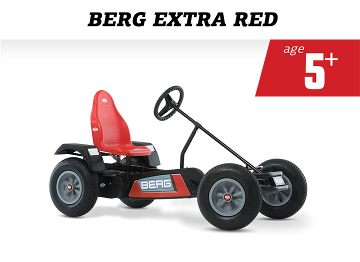 BERG Extra Red