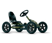 Jeep Junior pedal Go-Kart image