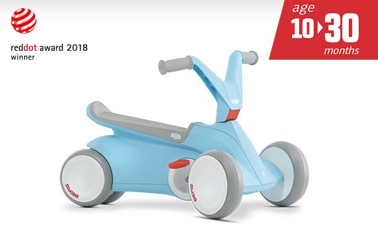 BERG GO2 Coches de pedales