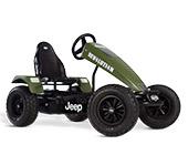 Jeep Revolution BFR pedal go-kart image