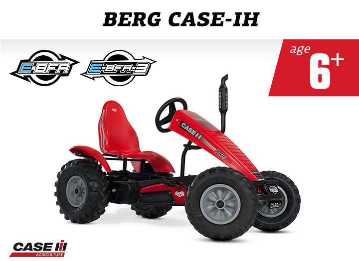 BERG CASE-IH