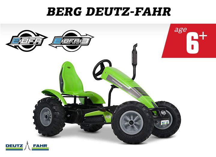 BERG Deutz Fahr