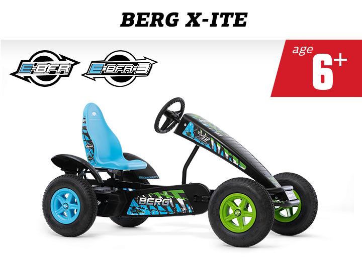 BERG X-ite