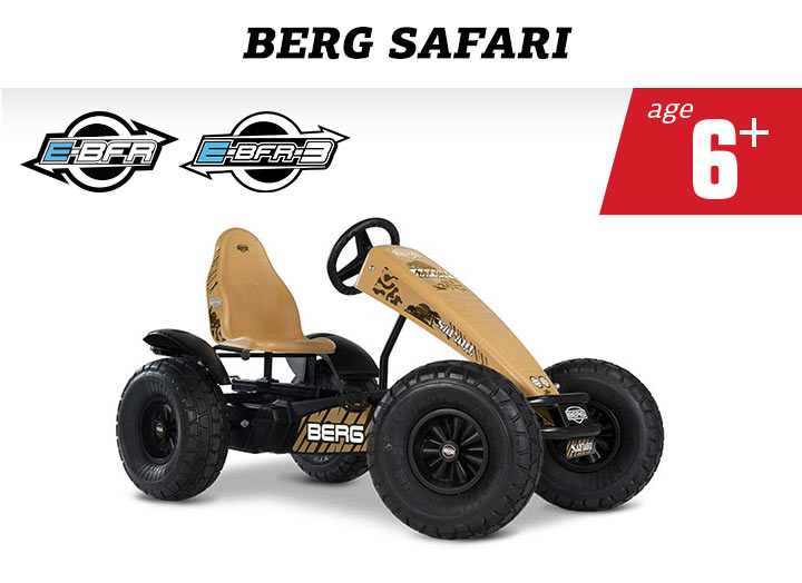 BERG Safari