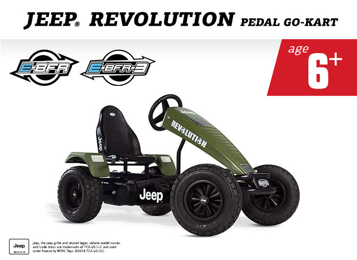 BERG Jeep Revolution