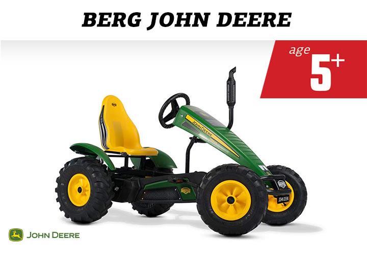 BERG John Deere