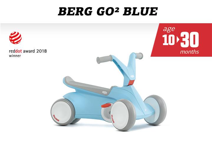 BERG GO2 Blue