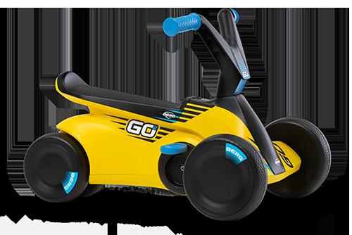 BERG Buzzy SparX Yellow