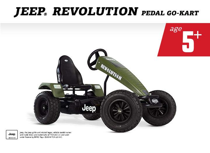Jeep Revolution
