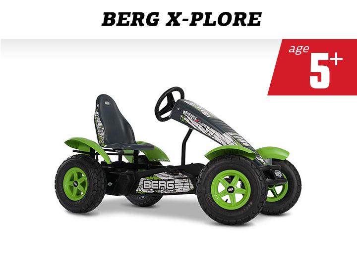 BERG X-Plore