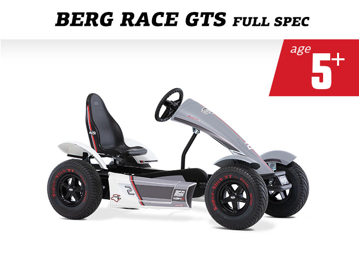 BERG Race GTS Full Spec