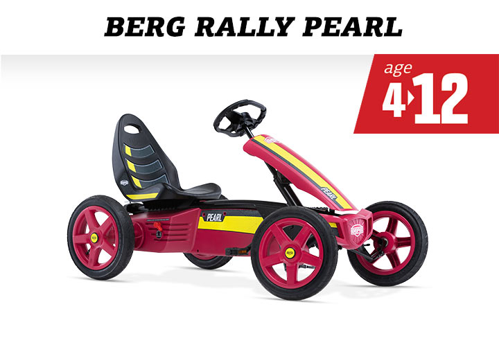 BERG Rally Pearl