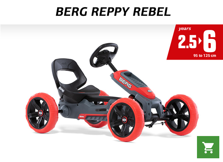 BERG Reppy Rebel