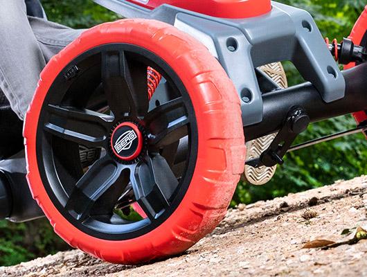 Plus jamais de pneu crevé