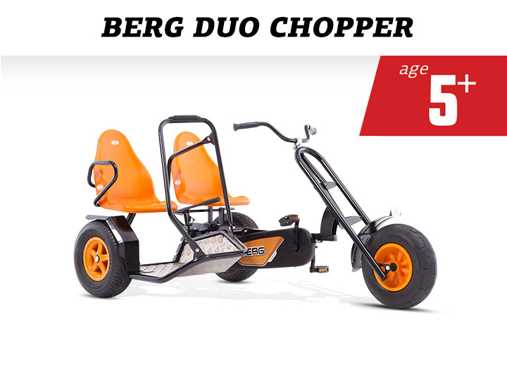 BERG Duo Chopper