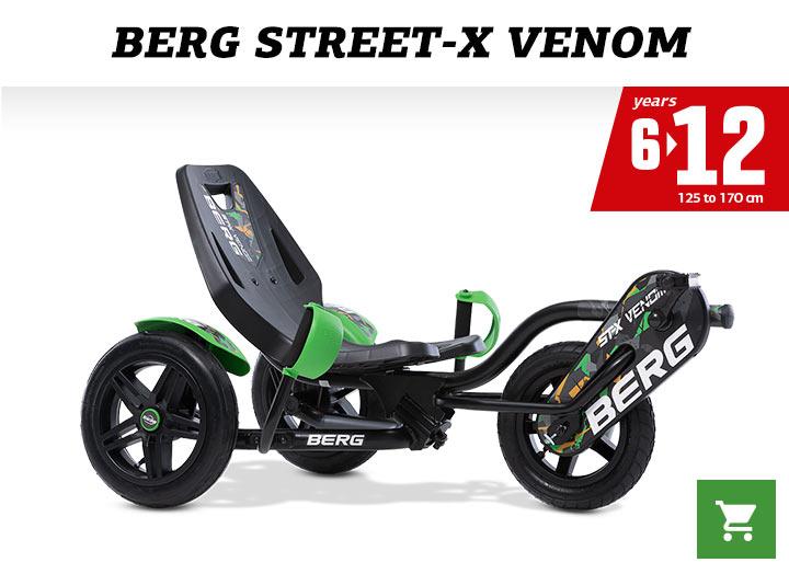 BERG Street-X Venom