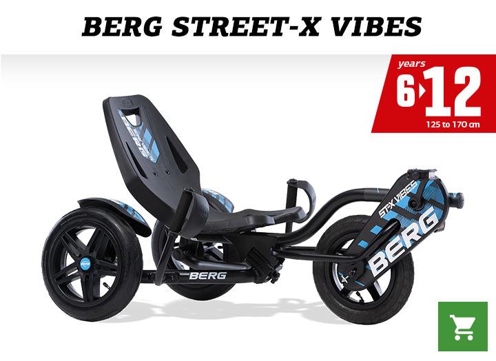 BERG Street-X Vibes
