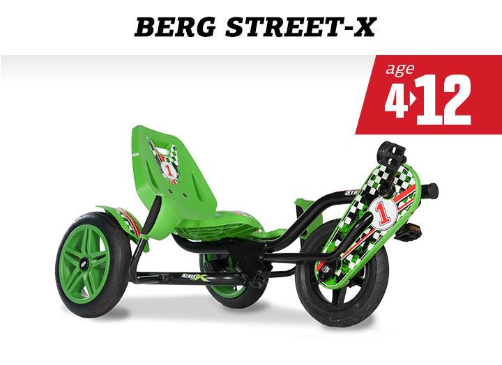 BERG Street-X