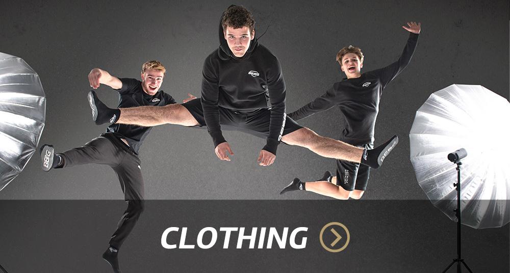 BERG Merch clothing