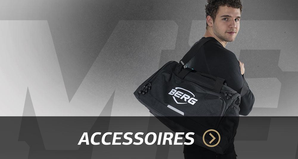 BERG Merch accessories