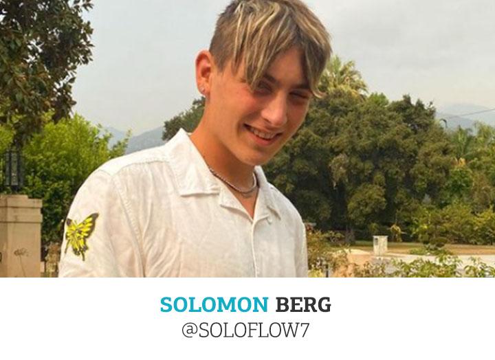 BERG MOB SOLOMON
