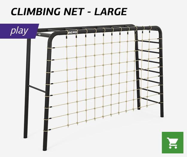 BERG Climbing Net Large