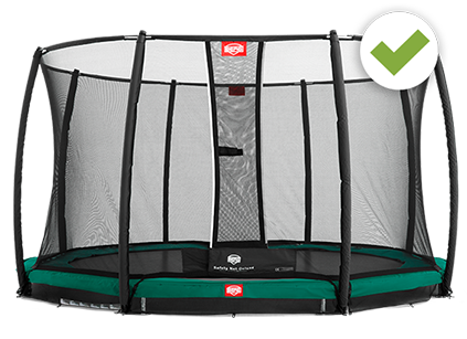Champion trampoline Safety Net Deluxe