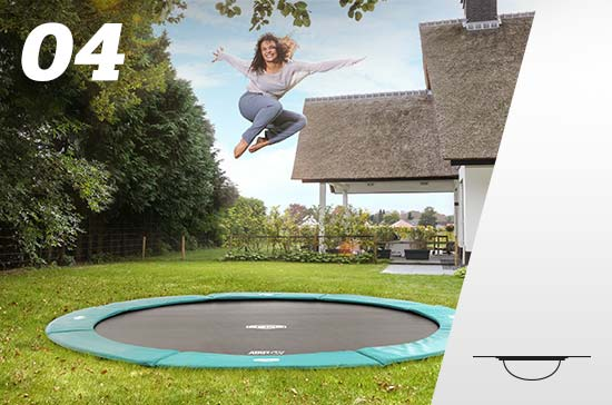 Image of Flatground trampoline