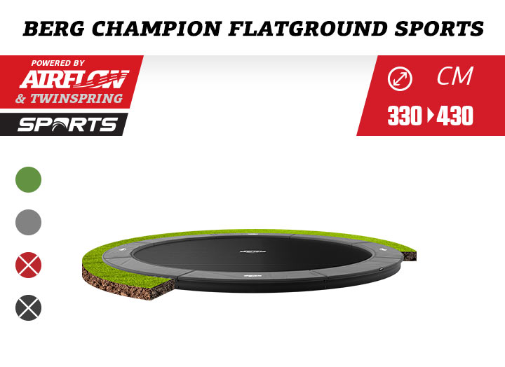 BERG FlatGround Sports Champion