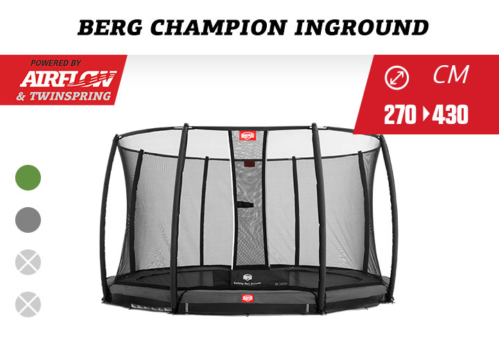 BERG Champion Inground