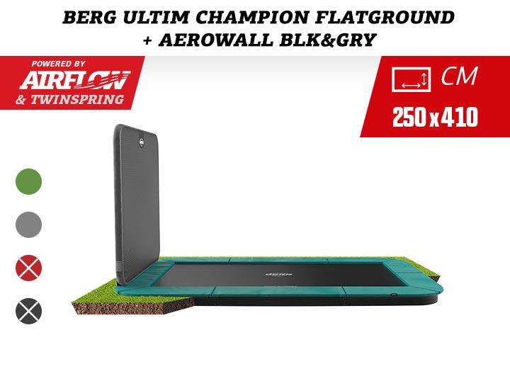 BERG Ultim Champion Flatground