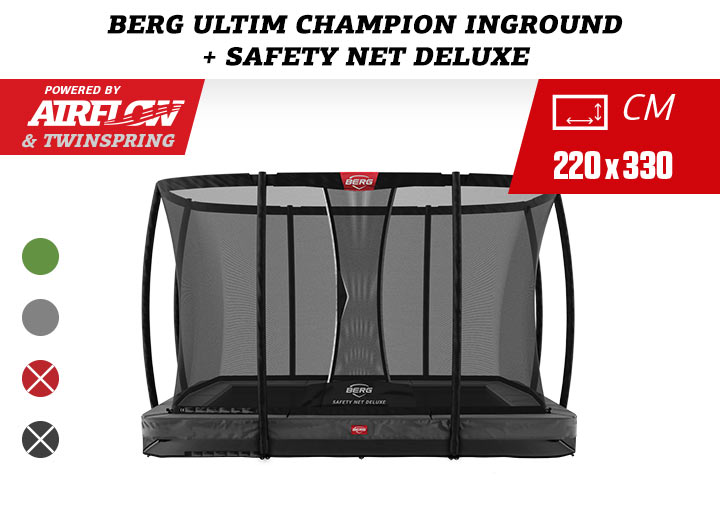 BERG Ultim Champion Inground