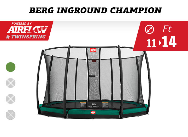BERG Ultim Champion InGround