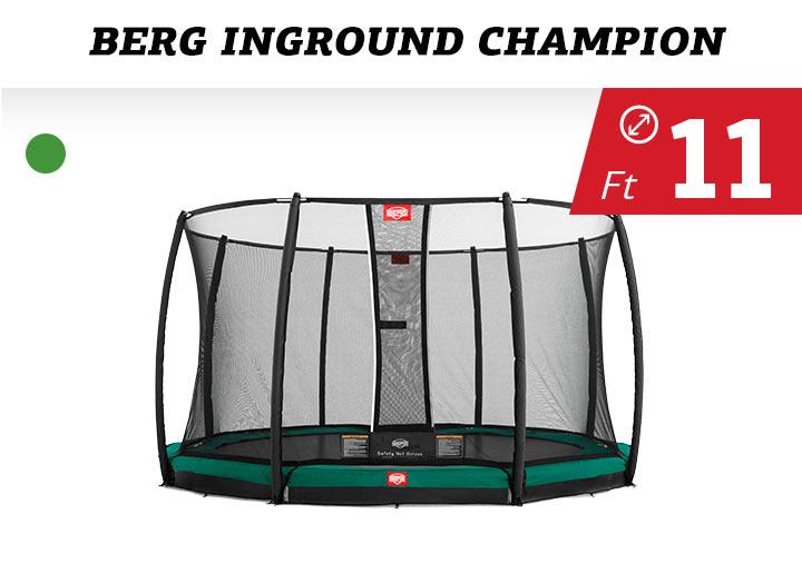 BERG Champion Regular 14ft