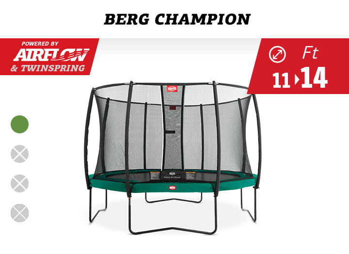 BERG Champion Regular