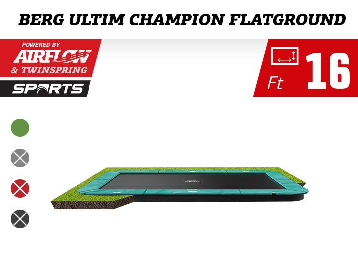 BERG Ultim Champion