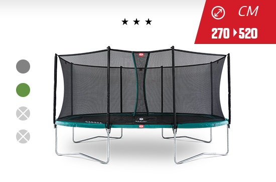 Image of a BERG Favorit trampoline