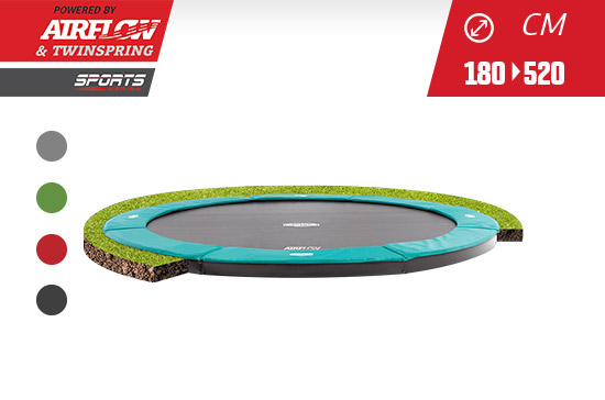 Image of a BERG Sports trampoline