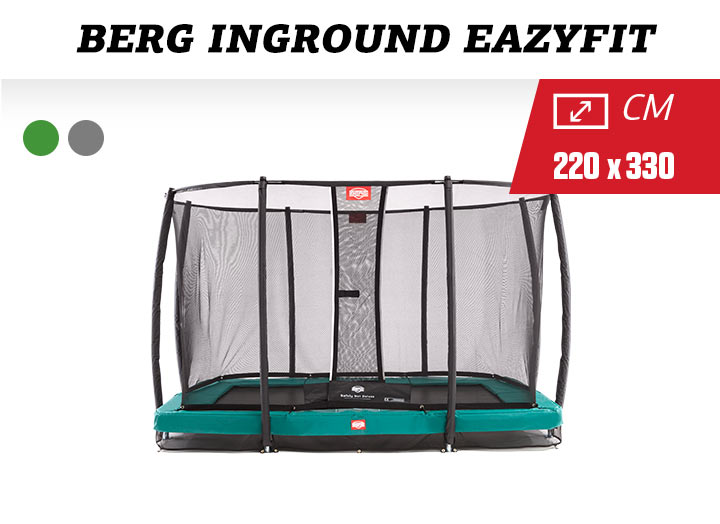 BERG InGround Eazyfit