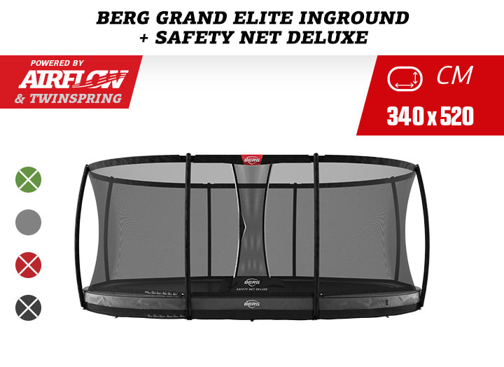 BERG Grand Elite Inground