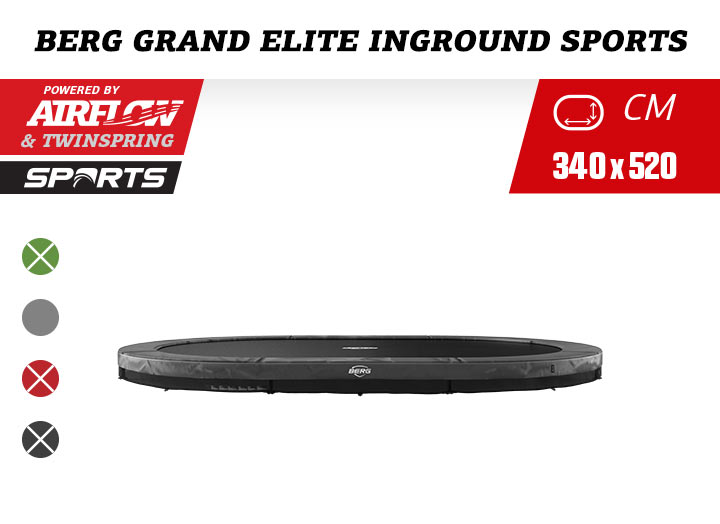 BERG Grand Elite Inground Sport