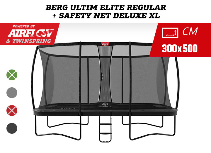 BERG Ultim Elite Regular