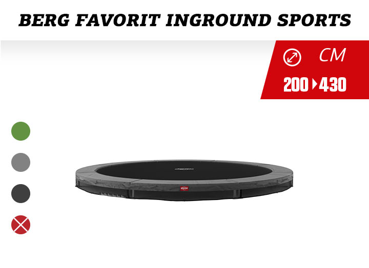 BERG InGround Sports Favorit