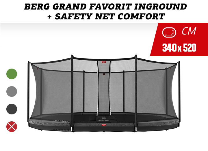 BERG Grand Favorit Inground