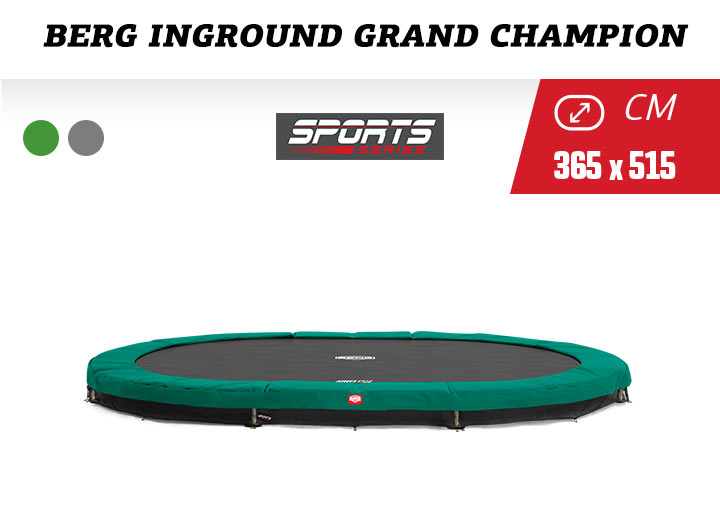 BERG InGround Sports Grand Champion