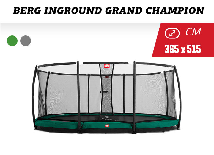 BERG InGround Grand Champion