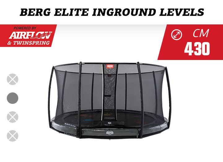 BERG Elite Levels Inground